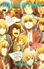 The Very Holy Pictures of Armin by skyarmins