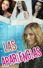 Las apariencias (AU Elycia) by MartaSnix