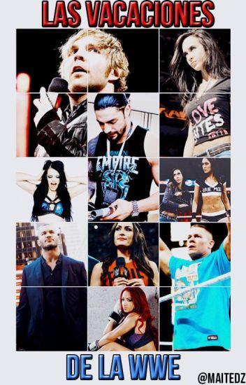 Las vacaciones de la WWE.