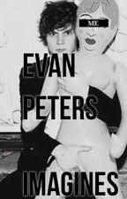 Evan Peters Imagines by soup-ernatural