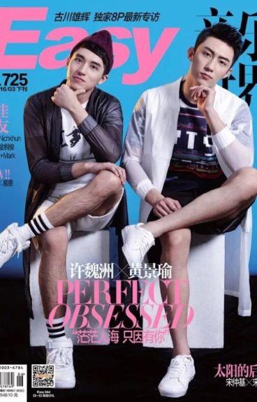 [ENG Translation] Xu Weizhou X Huang Jingyu Interview (Easy Magazine 2016/03)