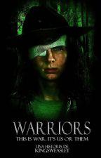 Warriors • Carl Grimes by KingsWeasley