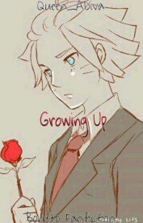 Growing Up (Wattys2017) by Queen_ADiva