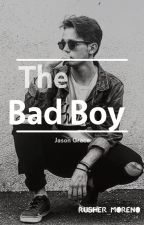 The Bad Boy |Jason Grace| by rusher_moreno