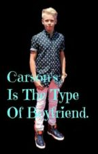 Carson 's Is The Type Of Boyfrend  by FotoVea