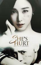 She's Hurt (LuFany FF.) by tinkerbellu_