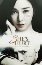 She's Hurt (LuFany FF.) by tinkerbellu_