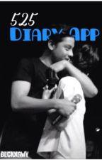 525 (Diary App) by blckxgwy