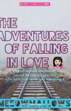 The Adventures of Falling in love (McRis FanFiction) [Completed]   by meeowmallows