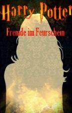 Fremde im Feuerschein by Upupflytothesky