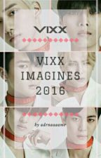 VIXX IMAGINES 2016 [Requests Open] by adrnaaaaMe