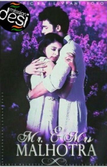 Mr & Mrs Malhotra [COMPLETED]