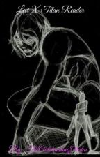 Levi x Titan Reader by TheOutstandingOtaku