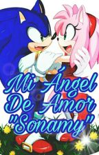 Sonamy Mi Angel De Amor  by Dariiss99