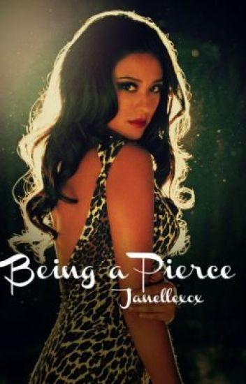 Being A Pierce (A Vampire Diaries Fan Fiction)