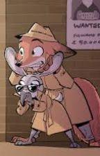 Nick Wilde x Judy Hopps (One Shots) by Anotherdamnotaku