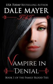 Vampire in Denial - book 1 by DaleMayer