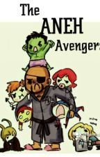 The Aneh Avengers by AgentTiwah