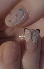 loss. + taehyung by SUBGUK