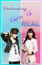 Pretending Turn To Real  by Taeyungie