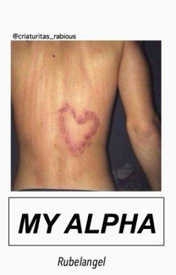 My alpha - Rubelangel
