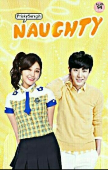 Naughty [PRIVATE] [Chanyeol❤Eunji Couple]