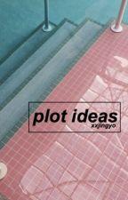 ☾plot ideas // tagalog by xxjingyo