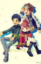Digimon Tamers: The Next Adventure by Dragonater0
