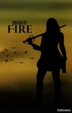 Savior of Fire by TheBibliobibuli