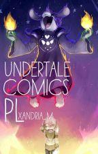 Undertale Comics PL by xandria_m