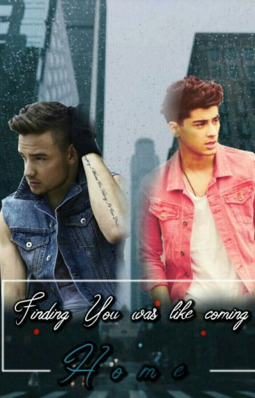 Finding You was like coming Home