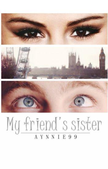 • My friend's sister • L. H. ✓