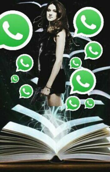 whatsapp divergente