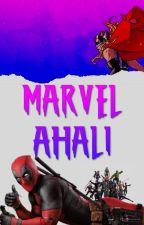 Marvel Ahali by marvelismarvel
