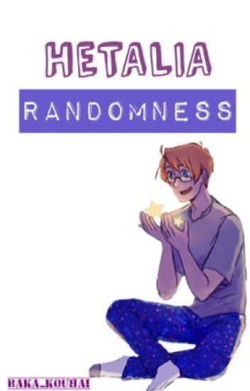 Hetalia Randomness [COMPLETED]