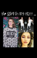 The girl in my class.. (Zendaya fanfic) by zendayatrash