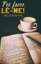 Por favor, lê-me!  by Niallerismybatman