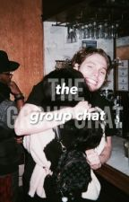 the group chat - l. hemmings [au] by heyitskenzgrier