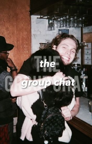 the group chat - l. hemmings [au]