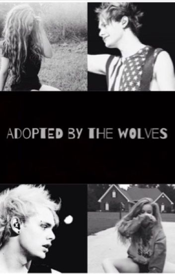 Adopted by wolves