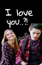 I love you..?!  (FF Stydia story CZ) by Willoww29