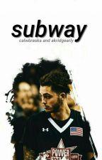 subway - nate maloley by calwbraska