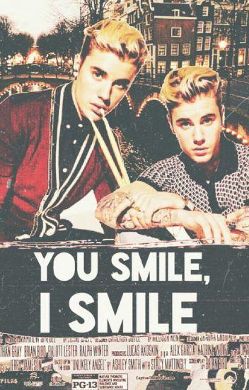 You Smile, I Smile 》Jastin (On Hold)