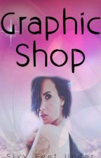 ◆Graphic Shop◆ by selenoxphile