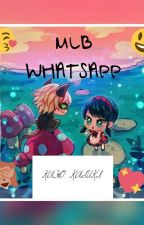 MIRACULOUS LADYBUG. WHATSAPP by I_am_Pasiv