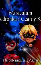 Miraculum Biedronka i Czarny Kot       Najpotężniejsza z Akum by Bojowka1302
