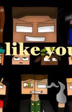 I like you... by TomboyGaming360