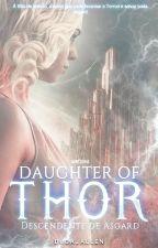 Daughter of Thor - Descendente de Asgard by Duda_Allen