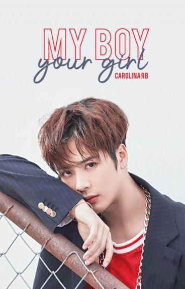 My BOY your GIRL |GOT7|