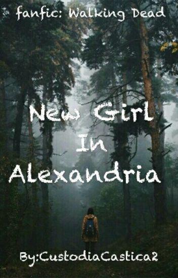 New Girl In Alexandria - The Walking Dead